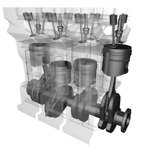 engine graphic